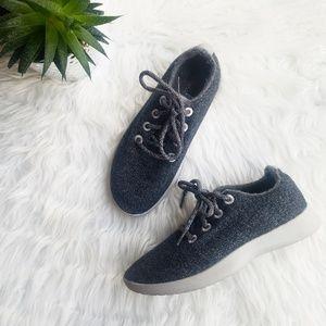 Allbirds grey wool runner sneaker shoes